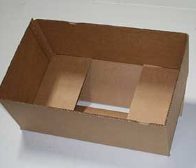 half-slotted-container